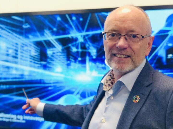 Stavanger kommune mottok pris for deling av åpne data